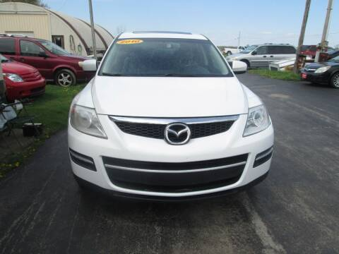 2010 Mazda CX-9 for sale at Knauff & Sons Motor Sales in New Vienna OH