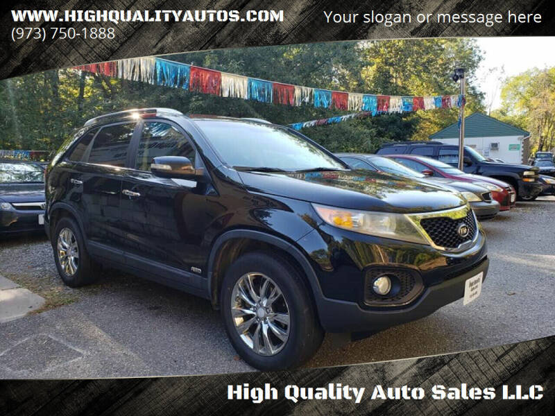 2011 Kia Sorento for sale at High Quality Auto Sales LLC in Bloomingdale NJ