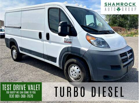 2014 RAM ProMaster Cargo for sale at Shamrock Group LLC #1 in Pleasant Grove UT