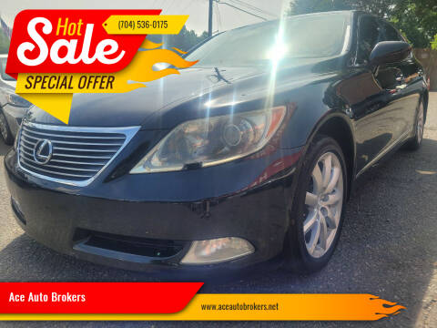 2007 Lexus LS 460 for sale at Ace Auto Brokers in Charlotte NC