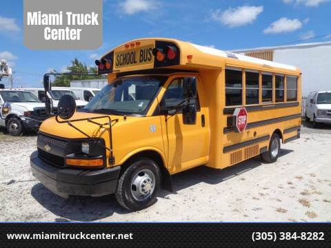 2013 Chevrolet Express Passenger for sale at Miami Truck Center in Hialeah FL