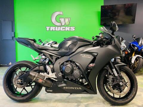 2016 Honda CBR1000rr for sale at GW Trucks in Jacksonville FL