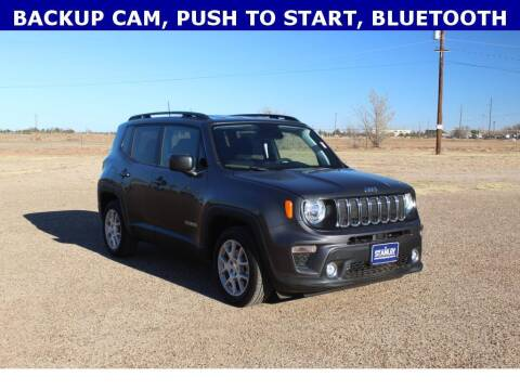 2021 Jeep Renegade for sale at Stanley Chrysler Dodge Jeep Ram Gatesville in Gatesville TX
