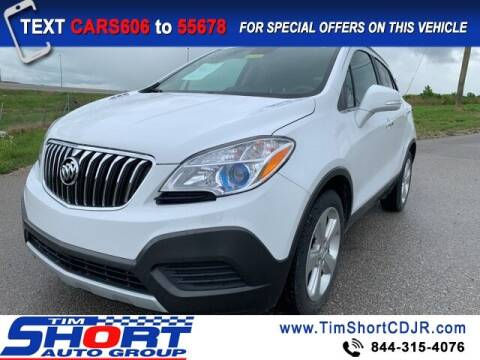 2016 Buick Encore for sale at Tim Short Chrysler in Morehead KY