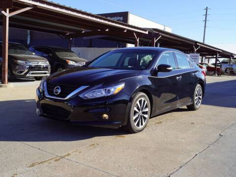 2017 Nissan Altima for sale at Kansas Auto Sales in Wichita KS