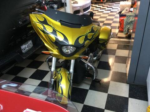 2014 Victory cruiser for sale at TEXAS MOTOR WORKS in Arlington TX