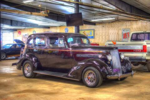 1937 Packard 110 for sale at Hooked On Classics in Watertown MN