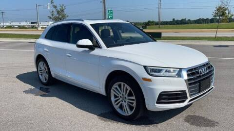 2019 Audi Q5 for sale at Napleton Autowerks in Springfield MO