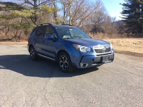 2015 Subaru Forester for sale at Route 102 Auto Sales  and Service in Lee MA