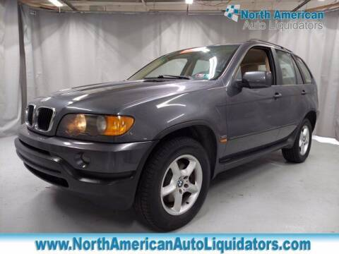 2003 BMW X5 for sale at North American Auto Liquidators in Essington PA