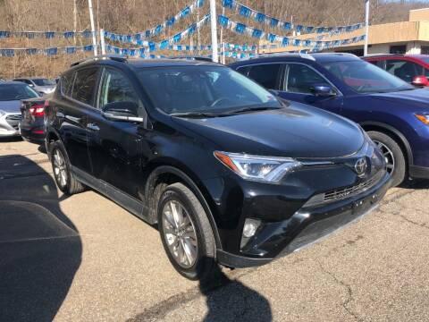 2017 Toyota RAV4 for sale at Matt Jones Preowned Auto in Wheeling WV
