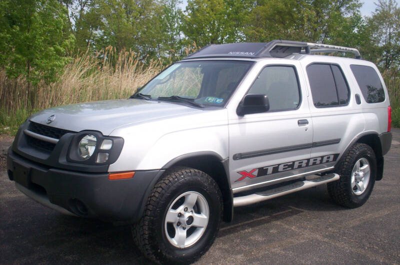 2004 Nissan Xterra for sale at Action Auto Wholesale - 30521 Euclid Ave. in Willowick OH
