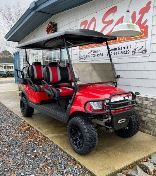 2017 Club Car PRECEDENT - LIMO - 6 SEATER for sale at 70 East Custom Carts LLC in Goldsboro NC
