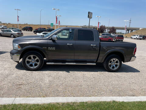 2015 RAM Ram Pickup 1500 for sale at GILES & JOHNSON AUTOMART in Idaho Falls ID