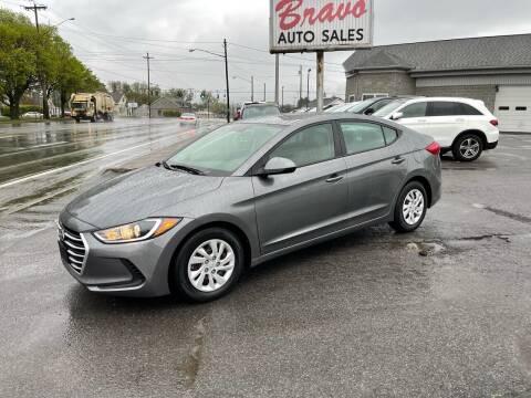 2018 Hyundai Elantra for sale at Bravo Auto Sales in Whitesboro NY