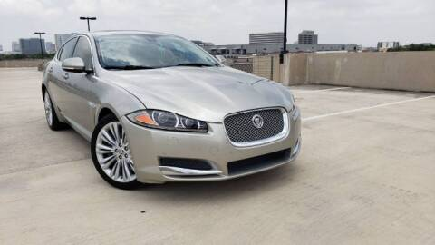 2012 Jaguar XF for sale at Classic Car Deals in Cadillac MI