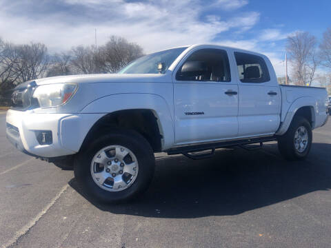 2013 Toyota Tacoma for sale at Beckham's Used Cars in Milledgeville GA