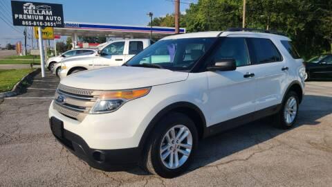 2015 Ford Explorer for sale at Kellam Premium Auto LLC in Lenoir City TN