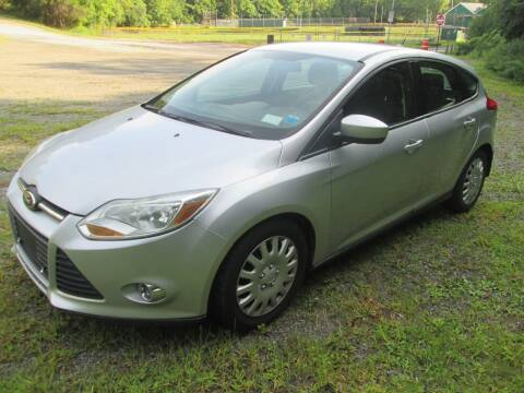2012 Ford Focus for sale at Peekskill Auto Sales Inc in Peekskill NY
