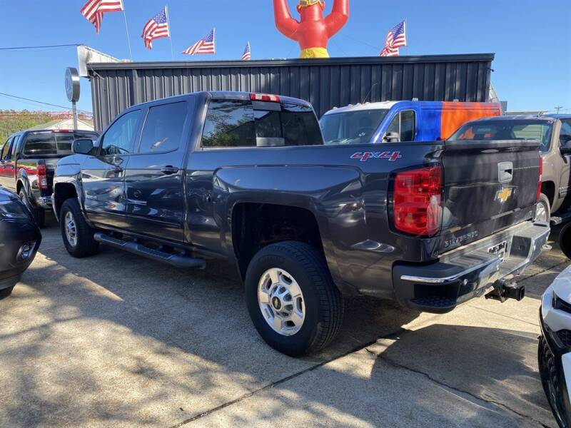 2015 Chevrolet Silverado 2500HD for sale at Direct Auto in D'Iberville MS