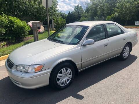 2001 Toyota Camry for sale at Dreams Auto Group LLC in Sterling VA