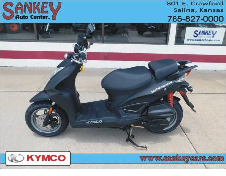 2019 Kymco Super 8 150X for sale at Sankey Auto Center, Inc in Salina KS