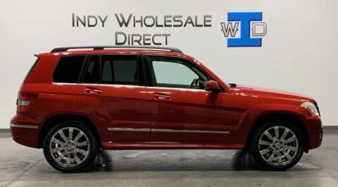 2010 Mercedes-Benz GLK for sale at Indy Wholesale Direct in Carmel IN