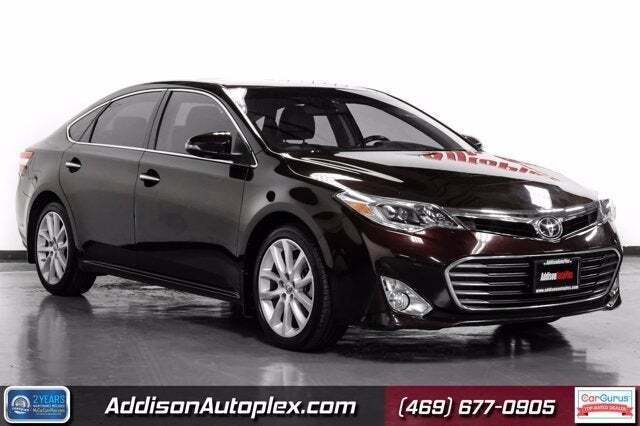 2013 Toyota Avalon for sale in Addison, TX