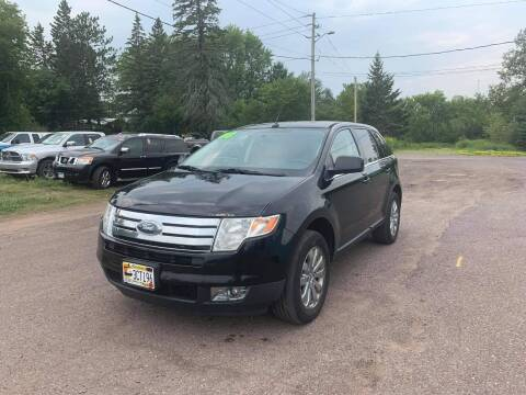 2008 Ford Edge for sale at WB Auto Sales LLC in Barnum MN