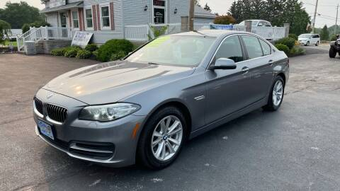 2014 BMW 5 Series for sale at RBT Automotive LLC in Perry OH