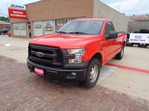 2015 Ford F-150 for sale at Rediger Automotive in Milford NE