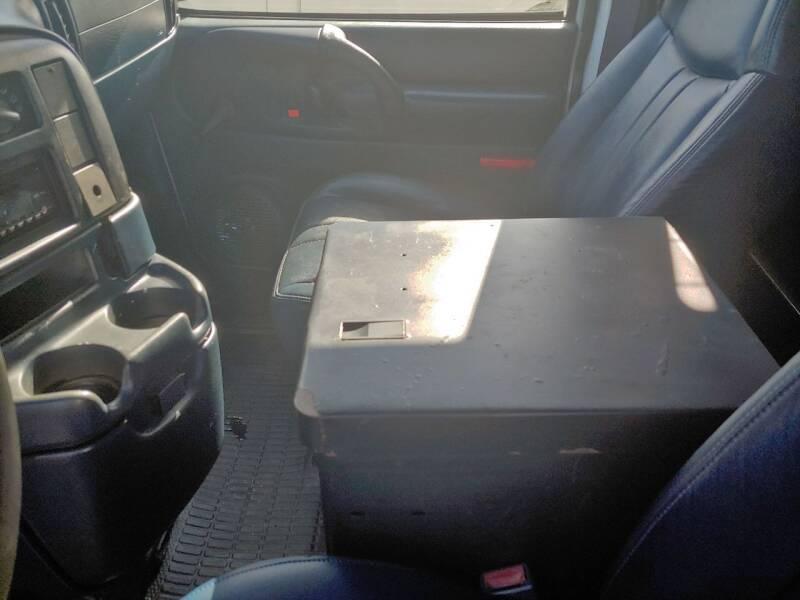 2001 Chevrolet Astro Cargo RWD 3dr Extended Cargo Mini-Van - Largo FL