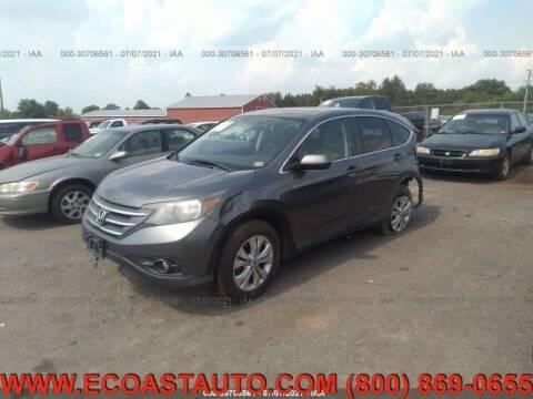 2012 Honda CR-V for sale at East Coast Auto Source Inc. in Bedford VA