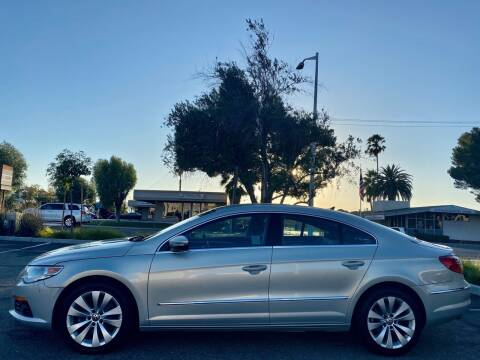 2009 Volkswagen CC for sale at OPTED MOTORS in Santa Clara CA