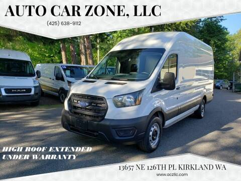 2020 Ford Transit Cargo for sale at Auto Car Zone, LLC in Kirkland WA