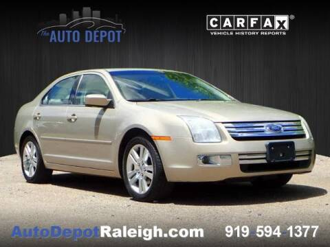 2007 Ford Fusion for sale at The Auto Depot in Raleigh NC