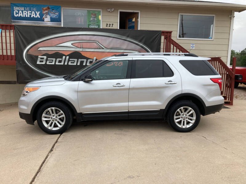 2015 Ford Explorer for sale at Badlands Brokers in Rapid City SD