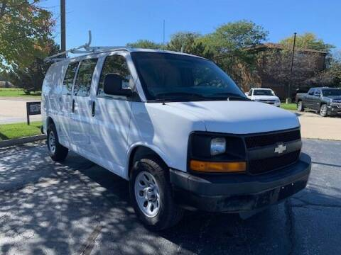 2009 Chevrolet Express Cargo for sale at Dunn Chevrolet in Oregon OH