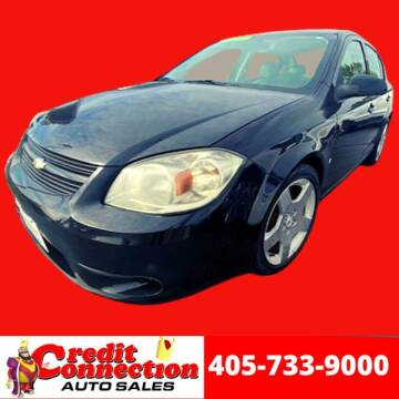 2009 Chevrolet Cobalt for sale at Credit Connection Auto Sales in Midwest City OK