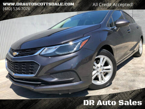 2017 Chevrolet Cruze for sale at DR Auto Sales in Scottsdale AZ