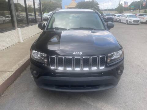 2015 Jeep Compass for sale at J Franklin Auto Sales in Macon GA