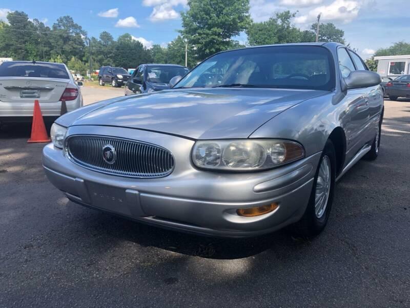 2005 Buick LeSabre for sale at Atlantic Auto Sales in Garner NC