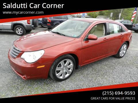 2010 Chrysler Sebring for sale at Saldutti Car Corner in Gilbertsville PA