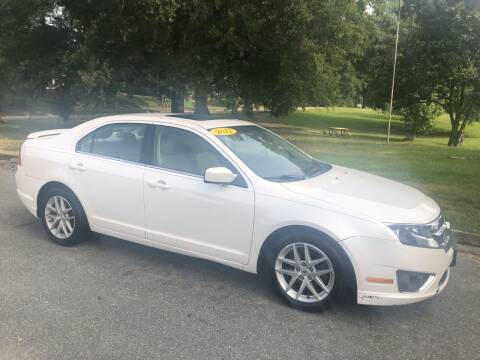 2012 Ford Fusion for sale at Bull City Auto Sales and Finance in Durham NC