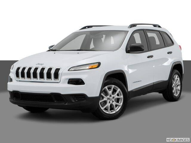 2017 Jeep Cherokee for sale at USA Auto Inc in Mesa AZ