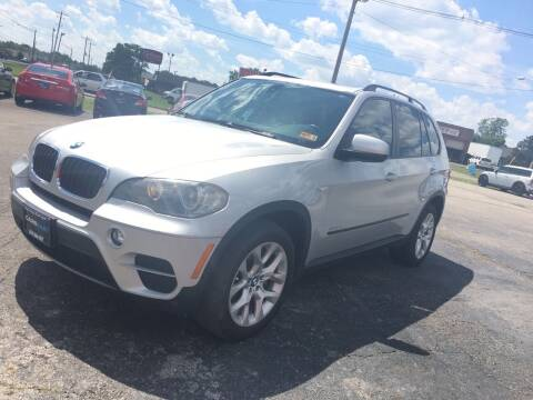 2011 BMW X5 for sale at Cars East in Columbus OH