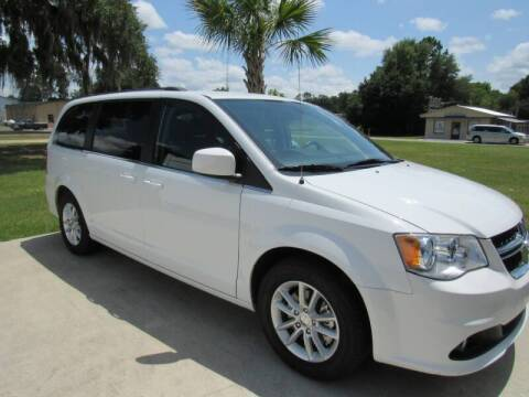 2019 Dodge Grand Caravan for sale at D & R Auto Brokers in Ridgeland SC
