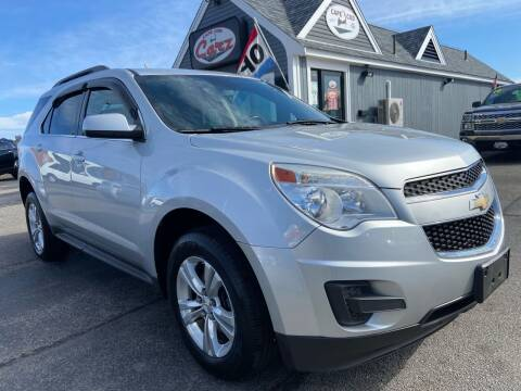 2015 Chevrolet Equinox for sale at Cape Cod Carz in Hyannis MA