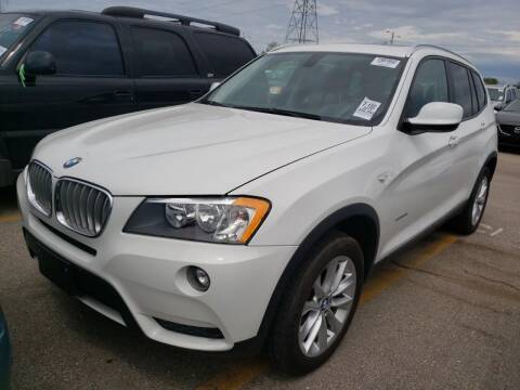 2013 BMW X3 for sale at D&S IMPORTS, LLC in Strasburg VA