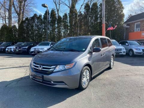 2017 Honda Odyssey for sale at Bloomingdale Auto Group in Bloomingdale NJ